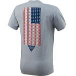 Columbia Sportswear Men's PFG Americana Fish Flag™ T-shirt