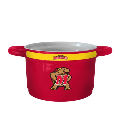 Boelter Brands University of Maryland Gametime 23 oz. Ceramic Bowl