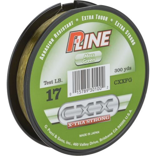 P-Line CXX-Xtra Strong 300 yards Copolymer Fishing Line