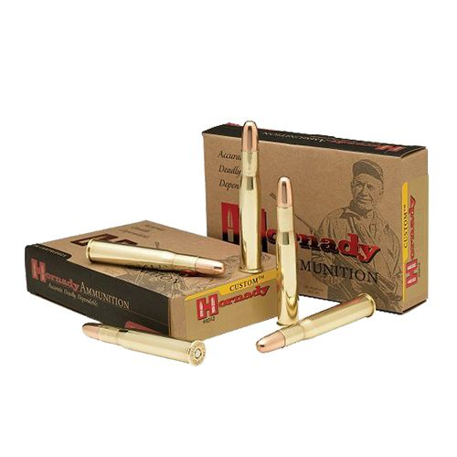 Hornady Dangerous Game Centerfire Rifle Ammunition