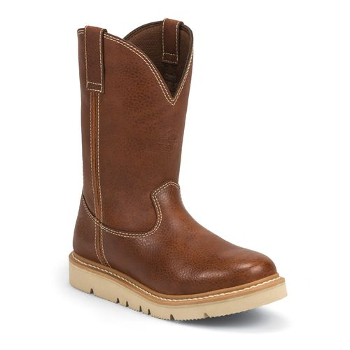 Display product reviews for Justin Men's Action Worker II Work Boots