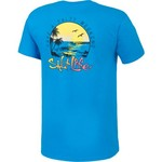 Salt Life Juniors' Salty Saturday T-shirt