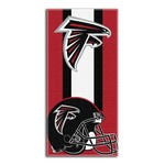 The Northwest Company Atlanta Falcons Zone Read Beach Towel