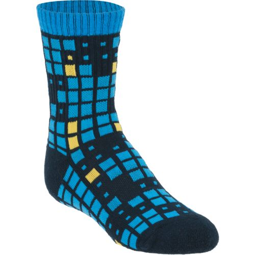 Nike Boys' Graphic Crew Socks 3-Pair