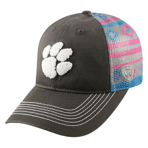 Top of the World Women's Clemson University Arid Cap