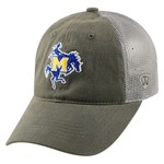 Top of the World Women's McNeese State University Charisma 2-Tone Adjustable Cap