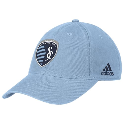 adidas™ Women's Sporting Kansas City Basic Slouch Adjustable Cap