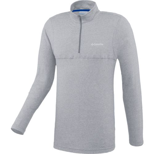 Display product reviews for Columbia Sportswear Men's Alpine Thistle 1/2 Zip Top