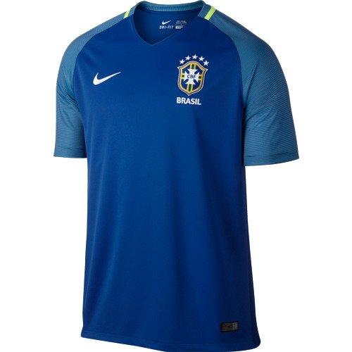 Nike Men's Brazil Soccer Away Stadium Jersey
