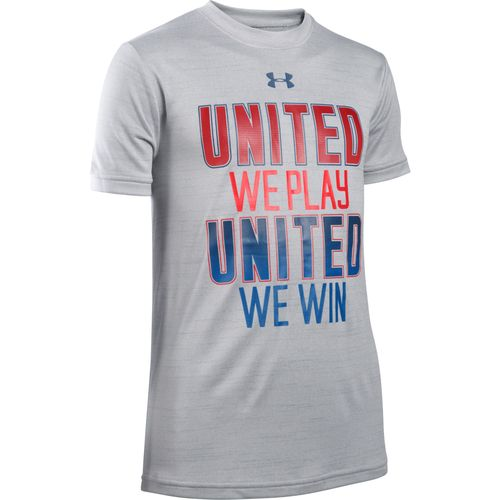 Under Armour™ Boys' United We Play T-shirt