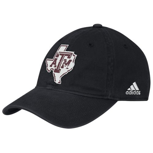 adidas™ Men's Texas A&M University Flex Slouch State