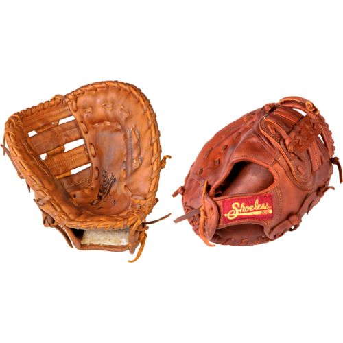 "Shoeless Joe® Men's 12"" Traditional First Base Mitt"