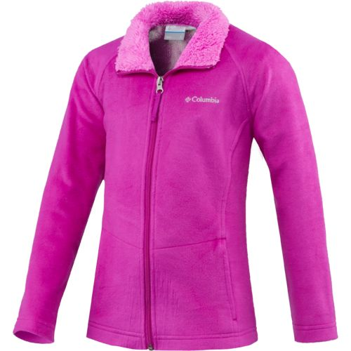 Columbia Sportswear Girls' Dotswarm Full Zip Jacket