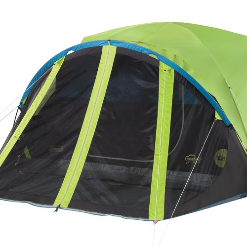 ... Coleman Carlsbad 4 Person Dome Tent with Screen Room - view number 4 ...  sc 1 st  Academy Sports + Outdoors & Coleman Carlsbad 4 Person Dome Tent with Screen Room | Academy