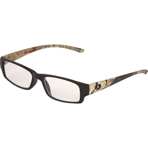 Display product reviews for Mossy Oak Men's Oxford Sport Reader Glasses