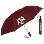 Storm Duds Adults' Texas A&M University Automatic Folding Umbrella - view number 1