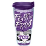 Tervis Texas Christian University 24 oz. Statement Tumbler
