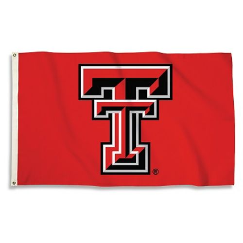 BSI Texas Tech University 3'H x 5'W Flag - view number 1