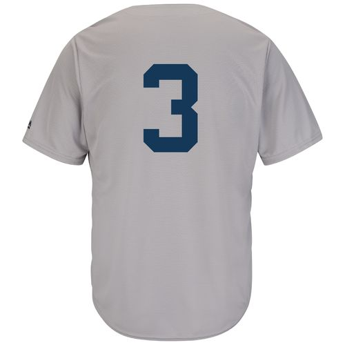 Majestic Men's New York Yankees Babe Ruth #3 1927 Cool Base Cooperstown Jersey
