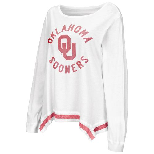 Touch by Alyssa Milano Women's University of Oklahoma End Zone Top