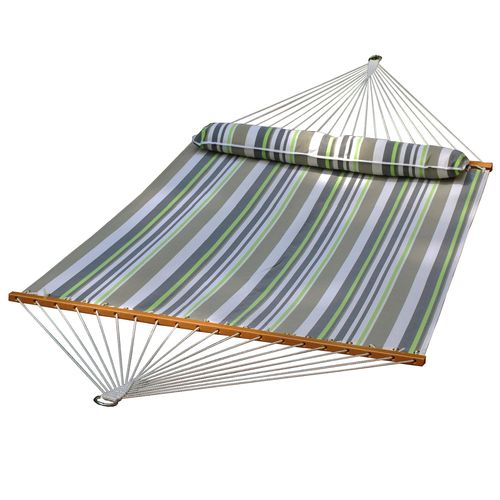 Display product reviews for Algoma Water-Resistant Hammock