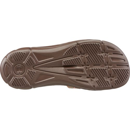 Under Armour Women's Camo Ignite V Sports Slides - view number 5