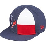 New Era Men's Houston Texans TX Flag 9FIFTY® Snapback Cap