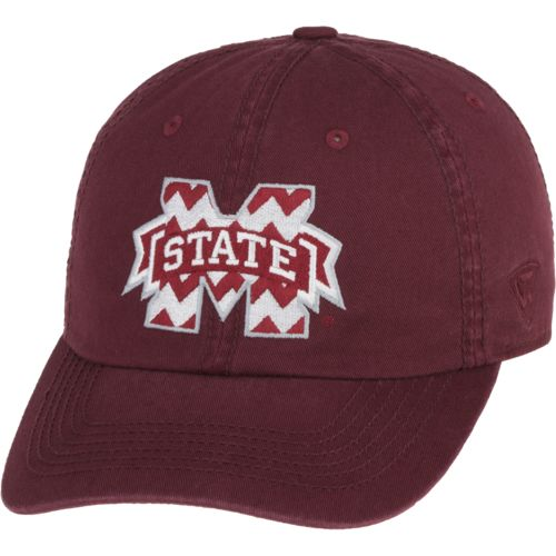 Top of the World Women's Mississippi State University Chevron Crew Cap