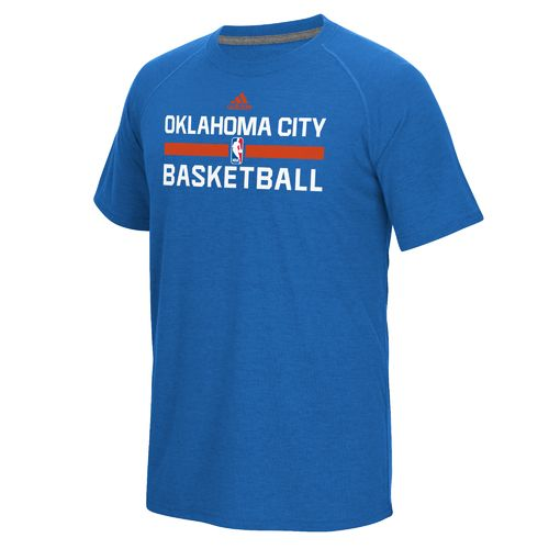 adidas™ Men's Oklahoma City Thunder Aeroknit T-shirt