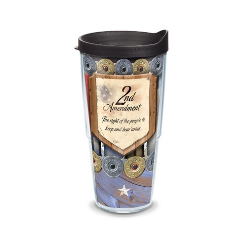 Tervis 2nd Amendment 24 oz. Tumbler with Lid