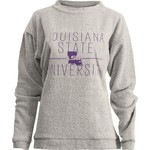 Three Squared Juniors' Louisiana State University Odessa Terry Top