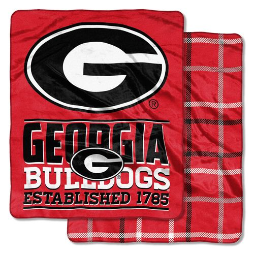 The Northwest Company University of Georgia I-Cloud Throw