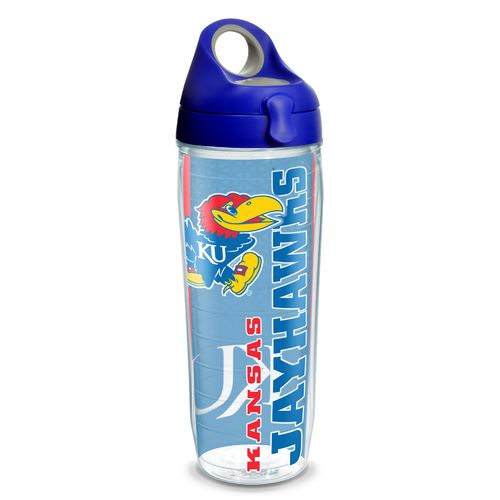 Tervis University of Kansas College Pride 24 oz. Water Bottle
