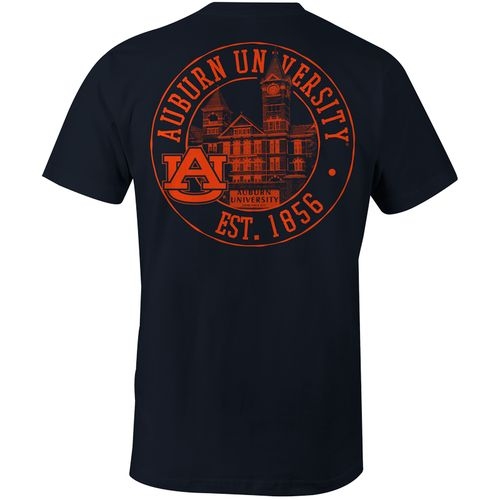 Image One Men's Auburn University Comfort Color T-shirt