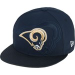New Era Men's Los Angeles Rams NFL16 59FIFTY Cap