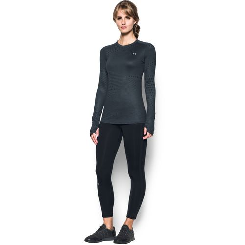Under Armour Women's ColdGear Graphic Long Sleeve Top