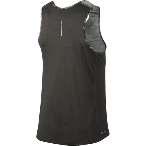 Nike Men's Breathe Miler Running Tank Top - view number 2