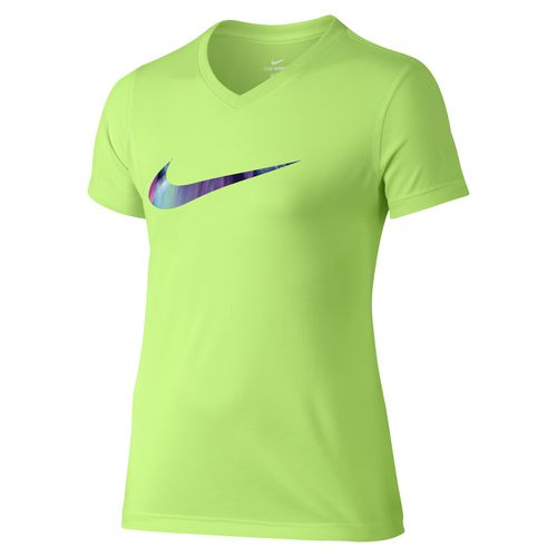 Nike Girls' Swoosh Fill T-shirt