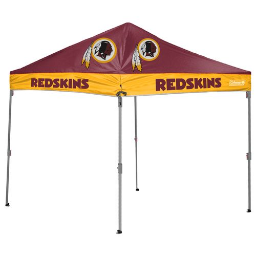 Coleman® Washington Redskins 10' x 10' Straight-Leg Canopy