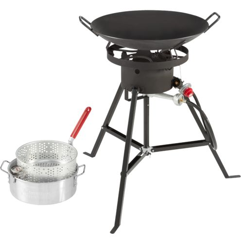 Merveilleux ... Outdoor Gourmet Multifunction Gas Cooker   View Number 3 ...