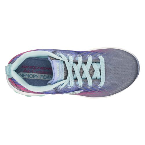 SKECHERS Girls' Skech-Air Jumparound Training Shoes - view number 4