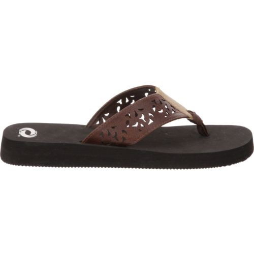 ORageous Womens Chomp Out Sandals (Brown)