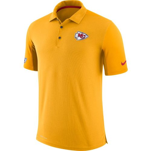Nike™ Men's Kansas City Chiefs Team Issue '17 Polo Shirt - view number 1