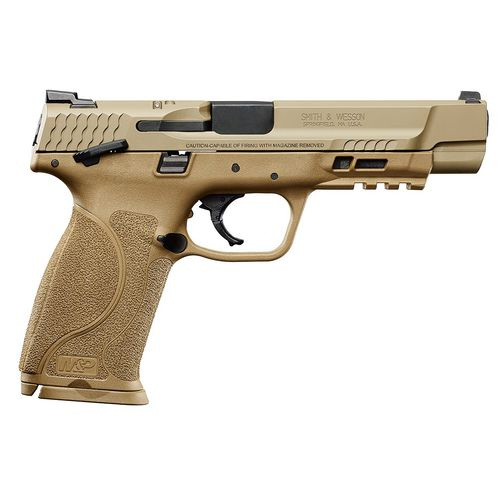 Smith & Wesson M&P M2.0 9mm Semiautomatic Pistol