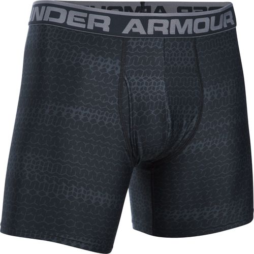 Under Armour Men's Original Printed Boxerjock Boxer Brief