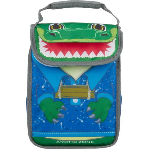 Arctic Zone Kids' Puppet Hi-Top Munchsak® Lunch Pack - view number 4