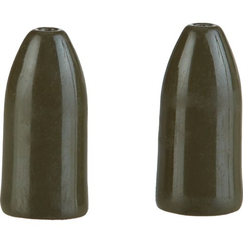 H2O XPRESS 1/2 oz Tungsten Bullet Weights 2-Pack - view number 1