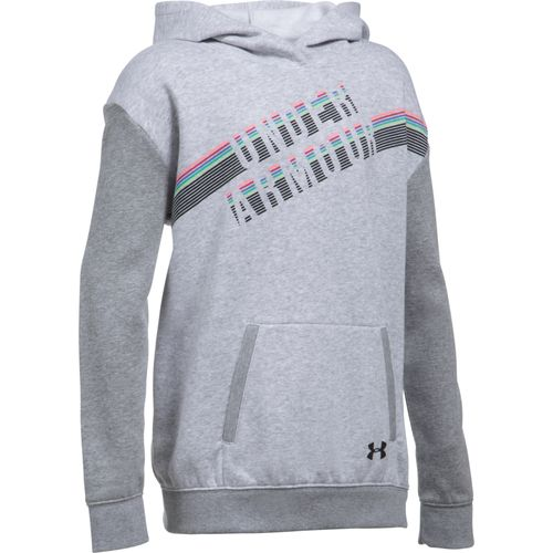 Under Armour Girls' Favorite Fleece Pullover Hoodie