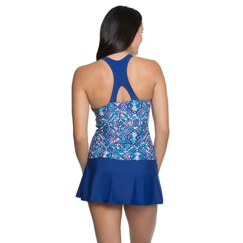 BCG Women's Making Waves Tankini Swim Top - view number 2