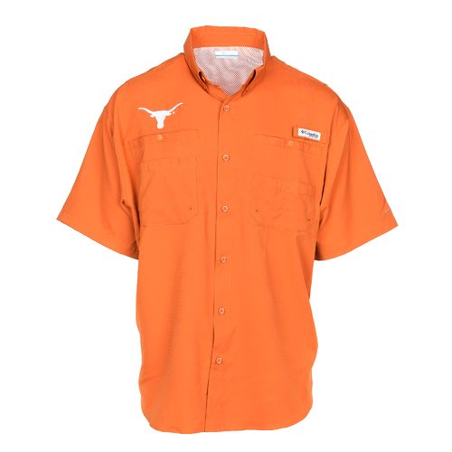 Display product reviews for We Are Texas Men's University of Texas Tamiami Short Sleeve Shirt